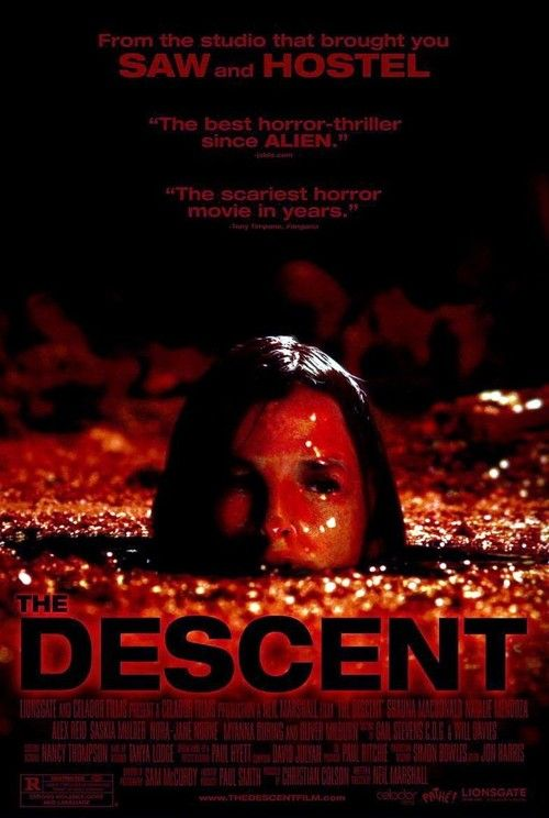Watch The Descent Full-Movie