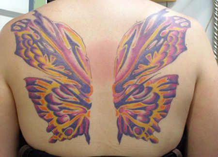 153 Best Awesome Wings Tattoos Collection Images On ...
