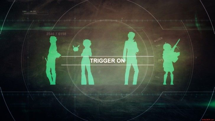 Download World Trigger Anime Trigger on HD Background 1920x1080