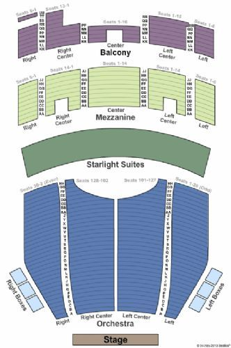 13 Best Seating Charts Music Venues Images On Pinterest