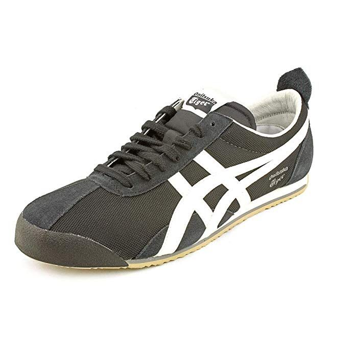 best sneakers c2b21 2b6da Onitsuka Tiger by Asics Fencing Sneakers Shoes: Amazon.co.uk ...