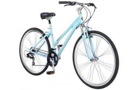 Network 3.0 Womens - Hybrid - Bikes | Schwinn Bicycles