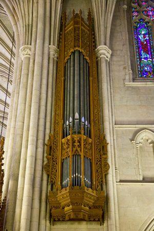 1932 Aeolian Organ in Duke University Chapel, Durham, North Carolina