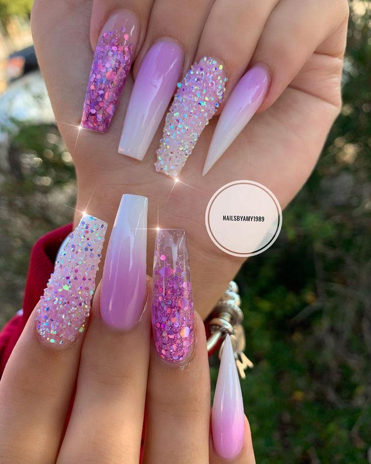 "Nailsbyamy1989 auf Instagram: ""❤️ # nailart #jellynails #nailsofinstagram #na …   – nail ideas"