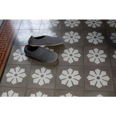 Antikes Muster aus der Gründerzeit. #via #cementtiles #gruenderzeit #via