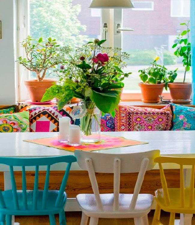 6 claves para decorar un comedor perfecto para tu hogar for Diseno hogar mendoza