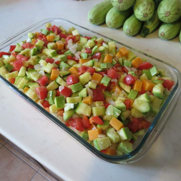 1000+ images about Low Carb Salads and Sides on Pinterest | Zucchini ...