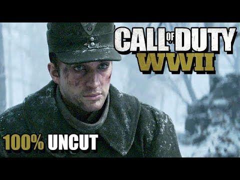 Name of Responsibility WW2 Gameplay German Story Mode #14 - Eiskalt erwischt