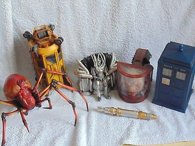 #Doctor who #tardis face of boe #satan pit lift etc for 5 inch figures lot 5,  View more on the LINK: 	http://www.zeppy.io/product/gb/2/390847124416/