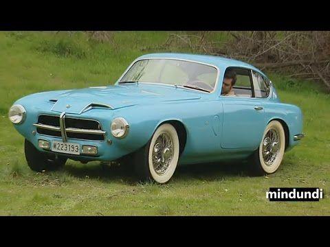 Pegaso Z-102 Historia de automóviles Pegaso. Pegaso cars history. Pegaso cars collector - YouTube