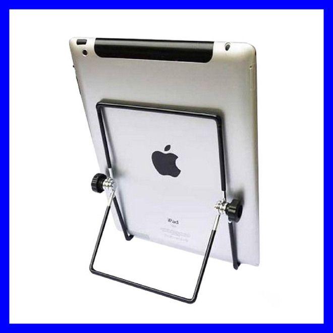 Supporto Tablet da tavolo con regolazione angolare iPad2 stand compatibile (NUOVO) Art.1260