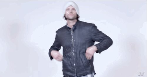 """And Jared Padalecki (Sam Winchester) did THIS.   This """"Supernatural"""" Taylor Swift Parody Is The Video Fans Didn't Know...This is the single most amazing thing I have seen in my life. It is glorious and beautiful and perfect in so many ways."""