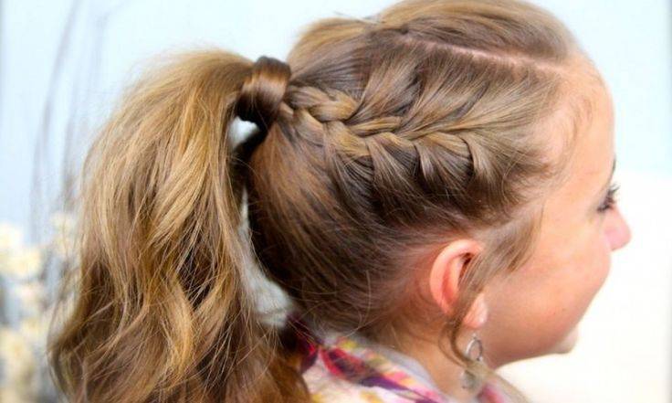 High Curly Ponytail Hairstyles - Curly Ponytail Hairstyles For ...