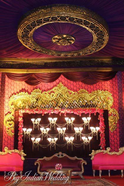 FNP royal wedding set-up
