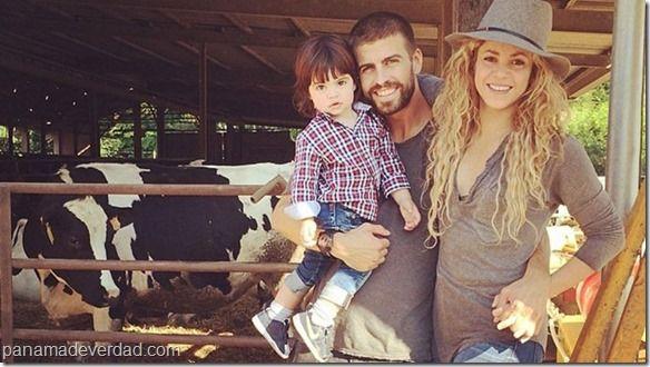 Los abuelos revelaron el sexo del bebé de Shakira y Gerard Piqué - http://panamadeverdad.com/2014/09/09/los-abuelos-revelaron-el-sexo-del-bebe-de-shakira-y-gerard-pique/