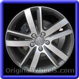 Audi Q7 2013 Wheels & Rims Hollander #58862 #Audi #Q7 #AudiQ7 #2013 #Wheels #Rims #Stock #Factory #Original #OEM #OE #Steel #Alloy #Used