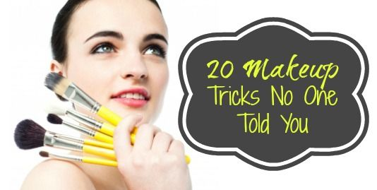 20 Makeup Tips and Tricks That No One Told You | Everything Pretty