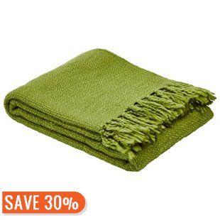 Soft Pebbled Throw – Dark Green by Indigo | Throws Gifts | chapters.indigo.ca