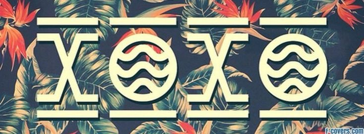 vintage xoxo facebook cover