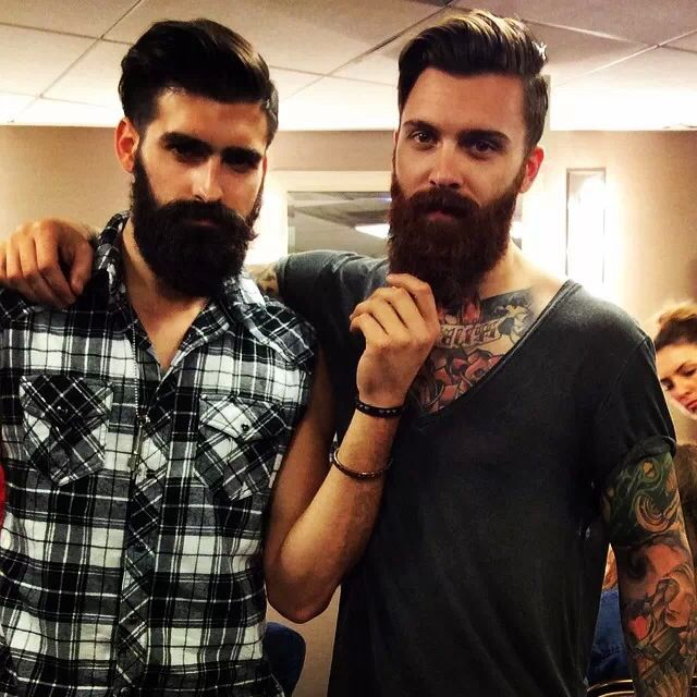 Levi Stocke and his homie <3