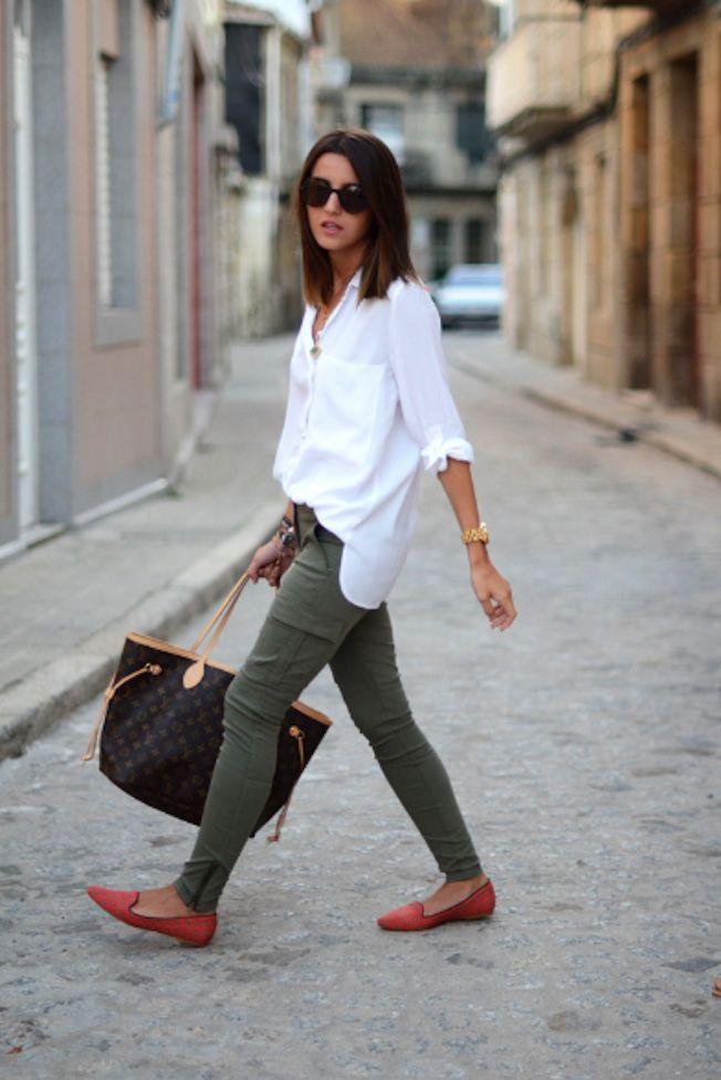 17 mejores ideas sobre Vestidos Color Verde Militar en Pinterest | Princesa letizia Letizia ...