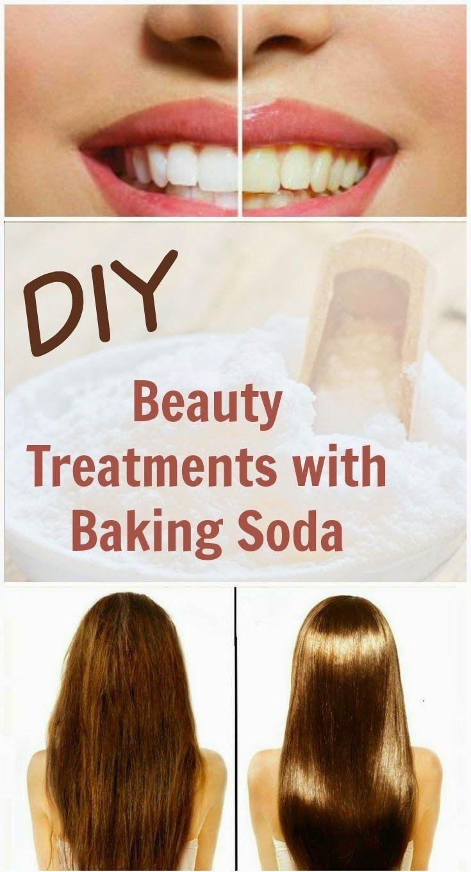 Diy beauty treatments with baking soda