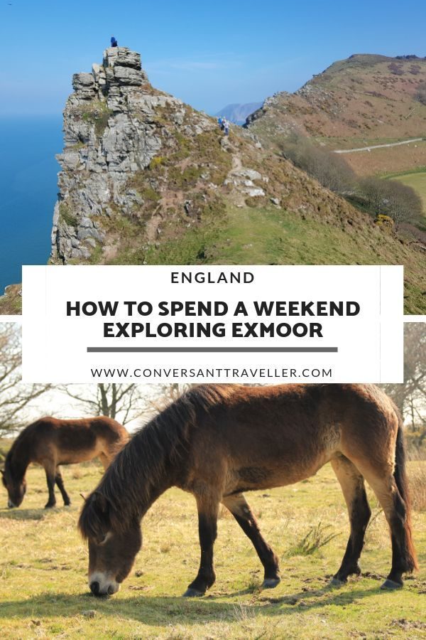 Getting Away From It All By Exploring >> An Exmoor Cottage Holiday Getting Away From It All Uk Ireland