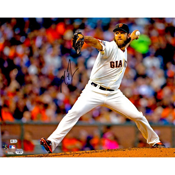 "Madison Bumgarner San Francisco Giants Fanatics Authentic Autographed 16"" x 20"" Horizontal Pitching Photograph - $239.99"