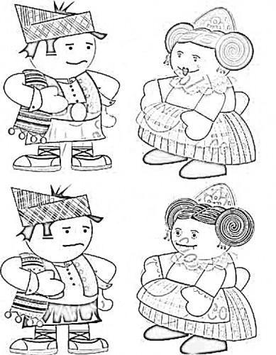 dibujos fallas para colorear e imprimir - Buscar con ...