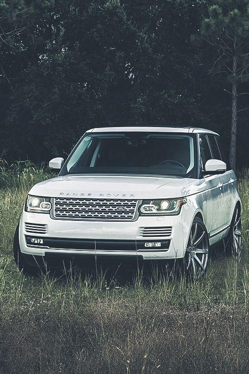 Range Rover by ADV1 Wheels