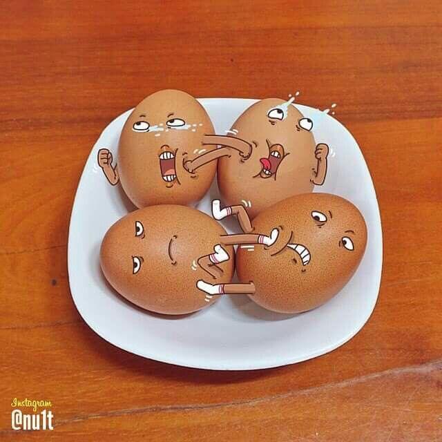 Baby eggs