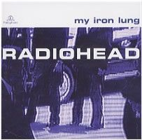 """For Sale - Radiohead My Iron Lung Netherlands  CD single (CD5 / 5"""") - See this and 250,000 other rare & vintage vinyl records, singles, LPs & CDs at http://eil.com"""
