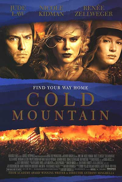 Cold Mountain movie posters at movie poster warehouse movieposter.com Australia