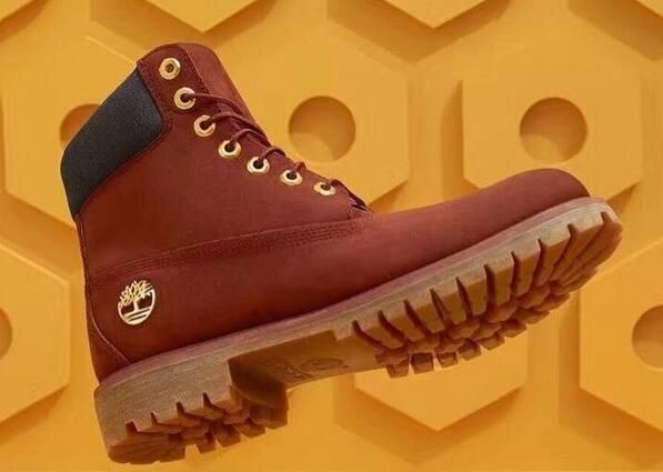 Timberland Mens 6 Inch Boots Red and Black With Gold Logo ,timberland shoes christmas gifts,New Timberland Boots,timberland boots waterproof,timberland boots style,timberland boots family,timberland boots vestido,timberland boots tacon