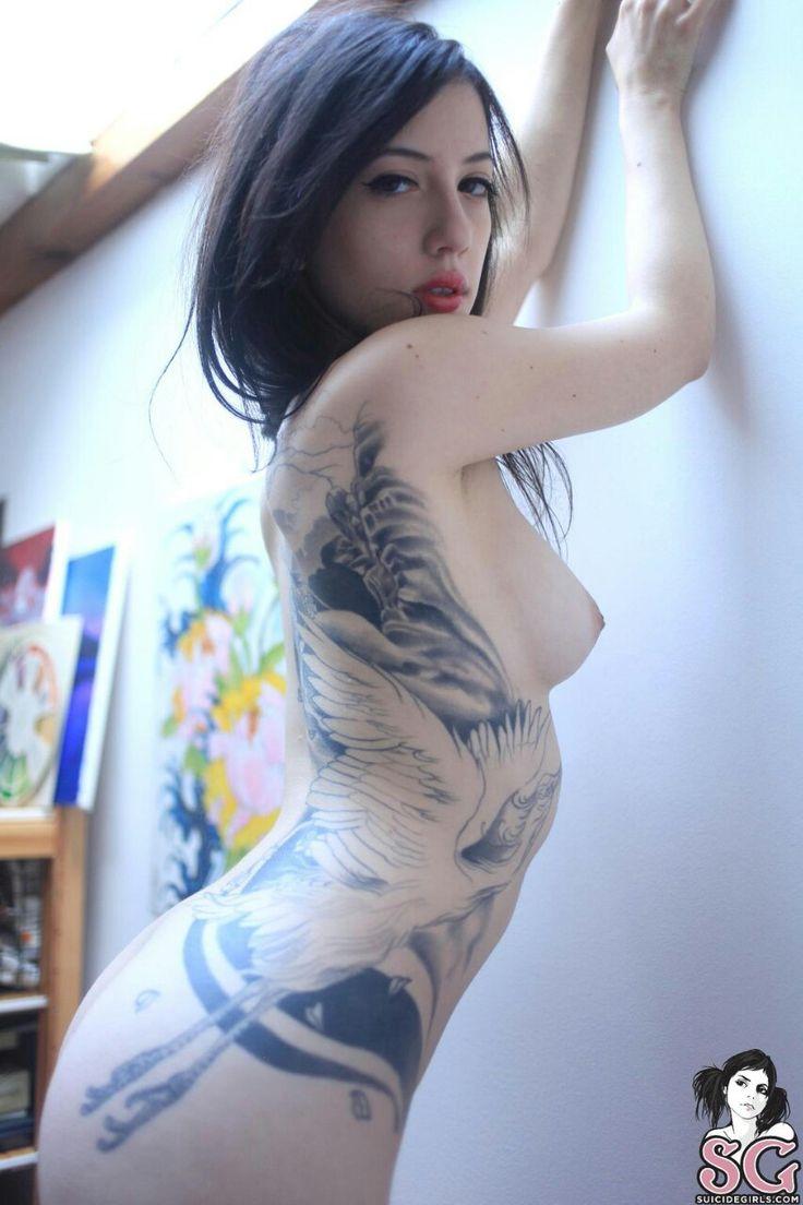 Sexy Nude Alt Girl