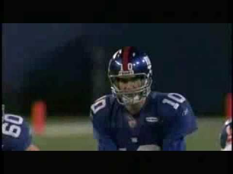 Manning Brothers Commerical -- Anything You Can Do I Can Do Better NFL Kickoff.     Dare I say Eli has a leg up now, with two rings?