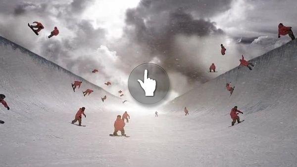 """Сrazy snowboard"" by Aleksandr Neshin"