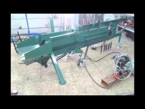 Worlds Best Firewood Spliter Cooper Firewood Processors - YouTube