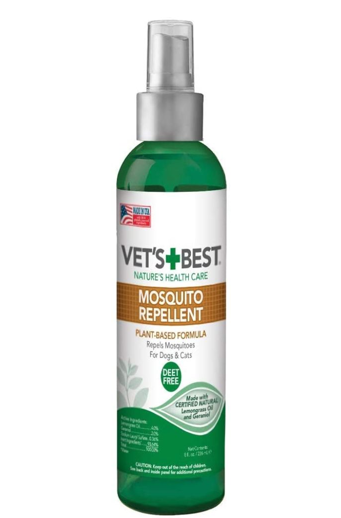 Review of Best Mosquito Repellent Spray for Dogs & Cats $3 ...
