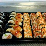 Verschillende soorten sushi maken