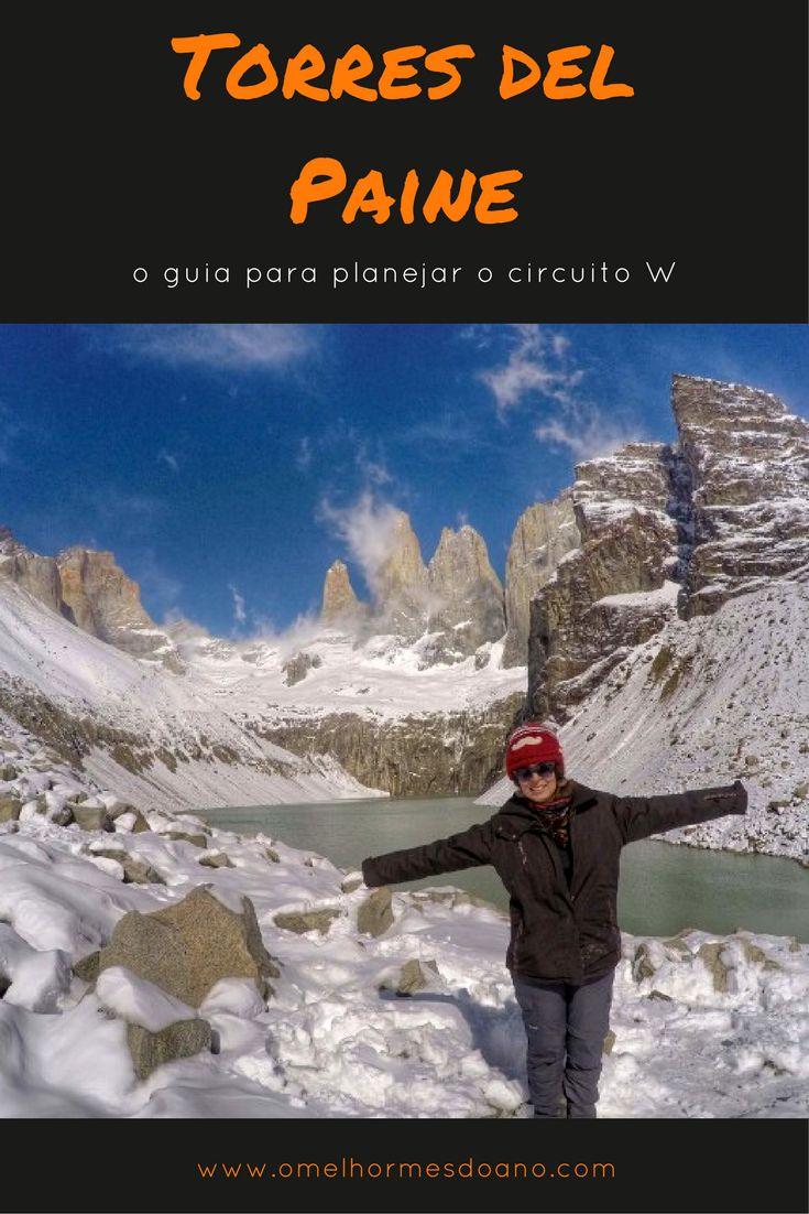 Planejar o trekking de 4 ou 5 dias pelo Parque Nacional Torres del Paine, na Patagônia Chilena não é a tarefa mais fácil! Mas o preparo vale a pena! As paisagens são maravilhosas e vale o esforço na caminhada.