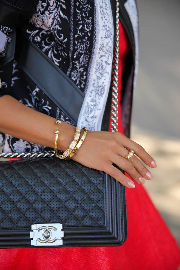 VivaLuxury - Fashion Blog by Annabelle Fleur: ROCKING RED