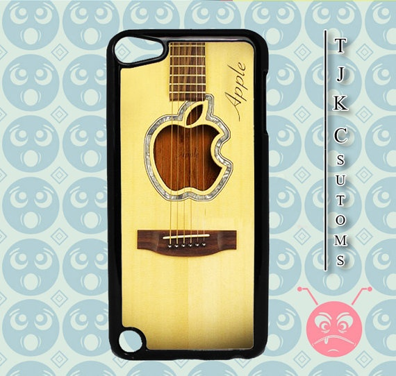 ipod touch 5 case ipod 5 case ipod cool funky guitar by tjkcustoms ipod cases pinterest. Black Bedroom Furniture Sets. Home Design Ideas
