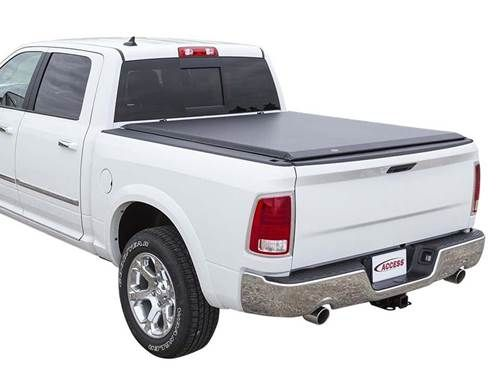 Access Original Roll-Up Cover - Original roll up cover - no drill installation - Full truck bed access - 5 year warranty