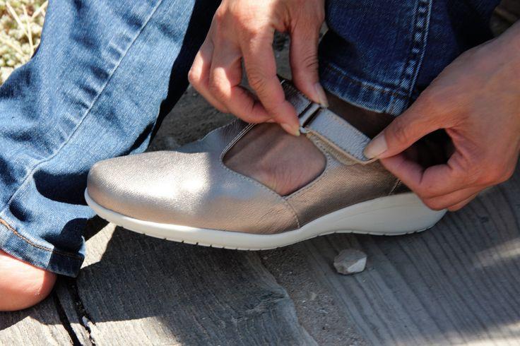 calzado de verano con plantillas extraíbles, si quieres proteger tus  dedos este modelo es el ideal