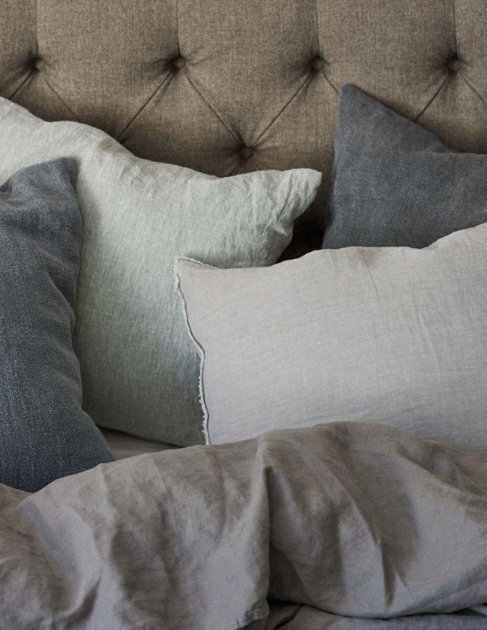 Sängkläder, H&M Home, sängen från Carpe diem.