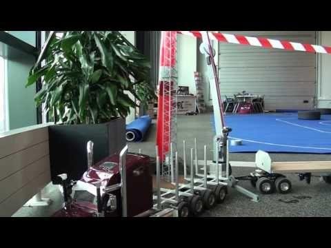 Rc Truck ( Meeting in Kjellerup 3 Windmill) - YouTube