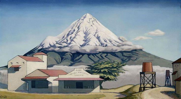 Taranaki by Christopher Perkins | NZHistory, New Zealand history online