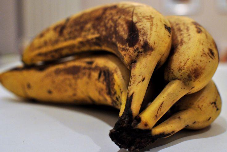 9 cosas que te pasan cuando comes bananas maduras