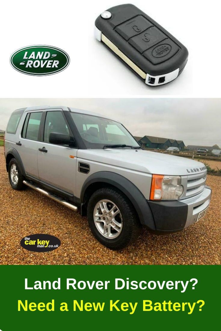 Fix Landrover Discovery 3 Key How To Land Rover New Car Key Land Rover Discovery